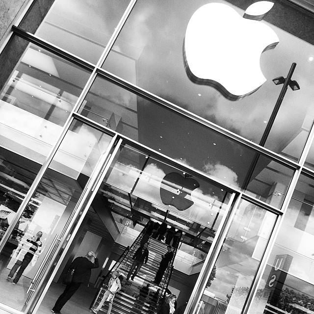 Apple Store Hamburg