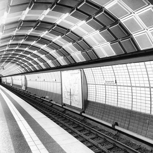 Mind the Gap! U-Bahn Hamburg